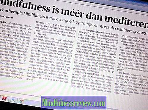 Mindfulness-Based Cognitive Therapy (MBCT) dan depresi